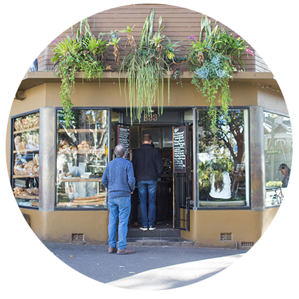 © Détours . Australie, New South Wales, Sydney . Bourke Street Bakery