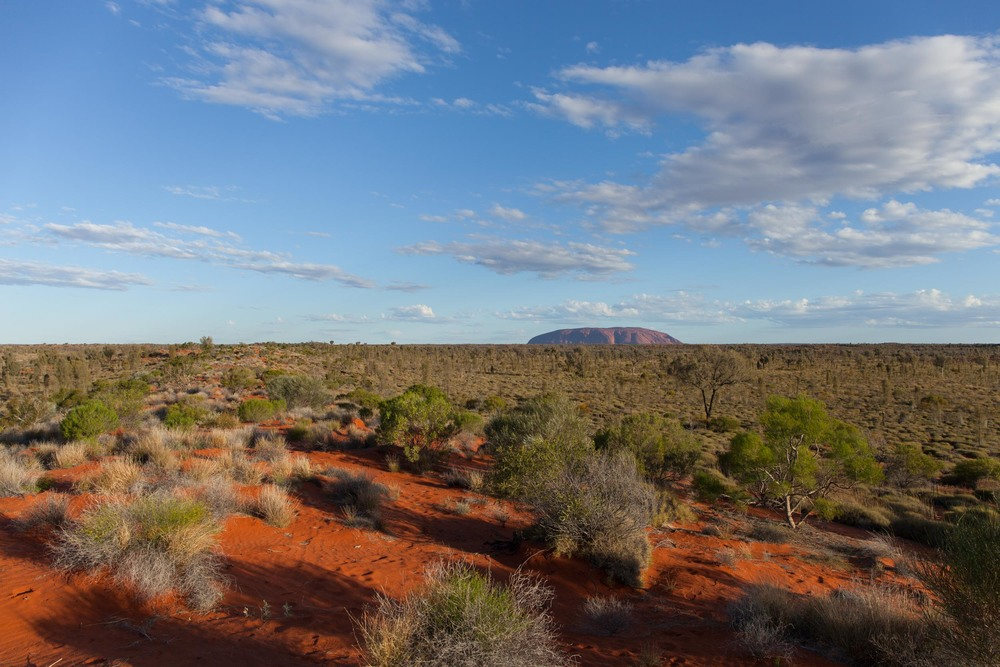 Détours . Red Center, Australie . Uluru .