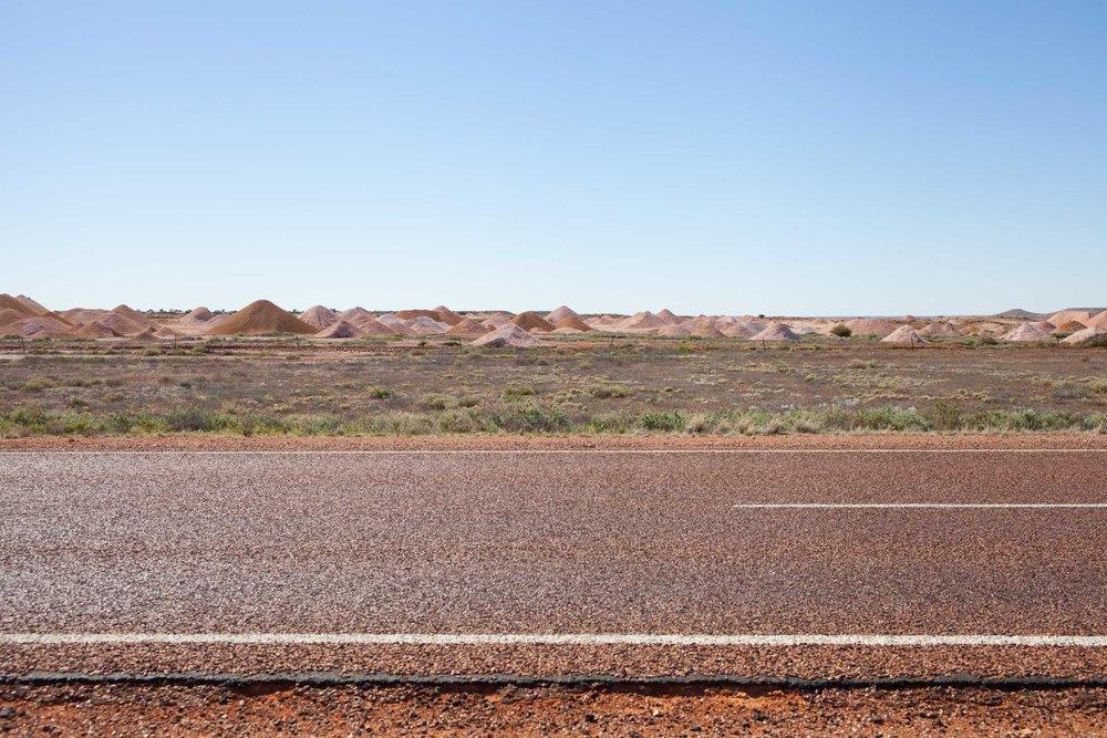 © Détours . Australie . Coober Pedy
