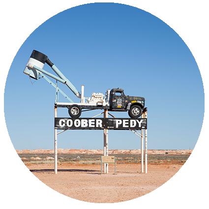 © Détours . Australie . South Australia . Coober Pedy