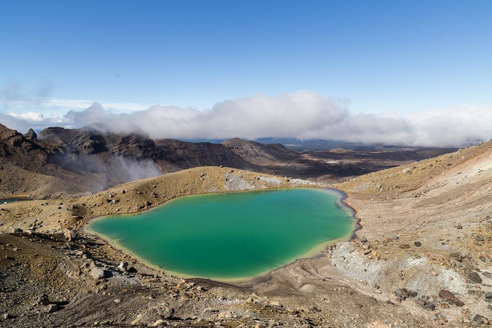 © Detours Magazine . Volume 03 . Nouvelle-Zélande . Tongariro alpin crossing