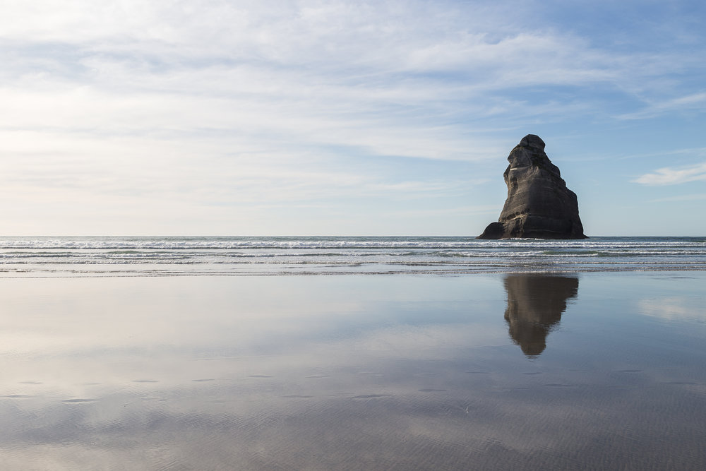 © Detours Magazine . Volume 03 . Nouvelle-Zélande . Whakariki beach