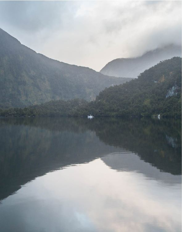 Doubtful sound -   dans les pas de James Cook