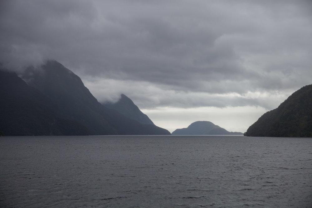 L'aventure continue - Nouvelle-Zélande / Fiordland