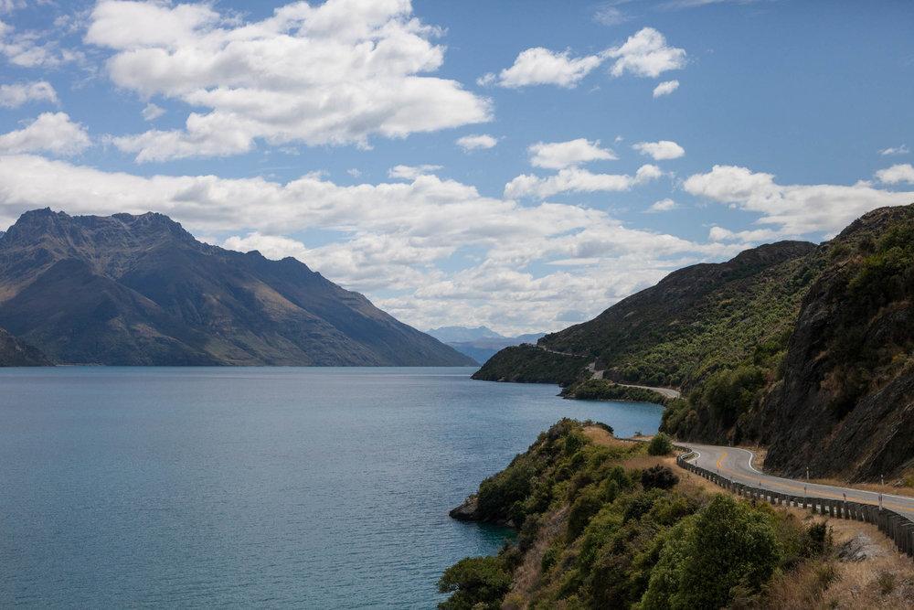 La suite de l'aventure - Nouvelle-Zélande / Queenstown