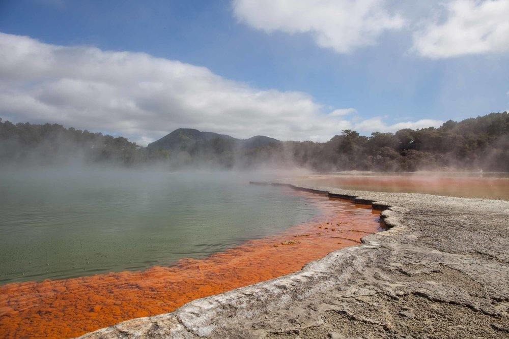 Détours - Rotorua
