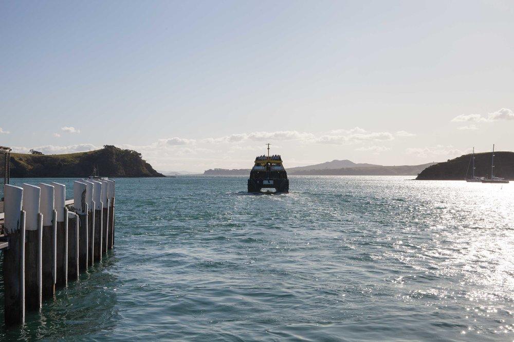 Détours - Waiheke Island