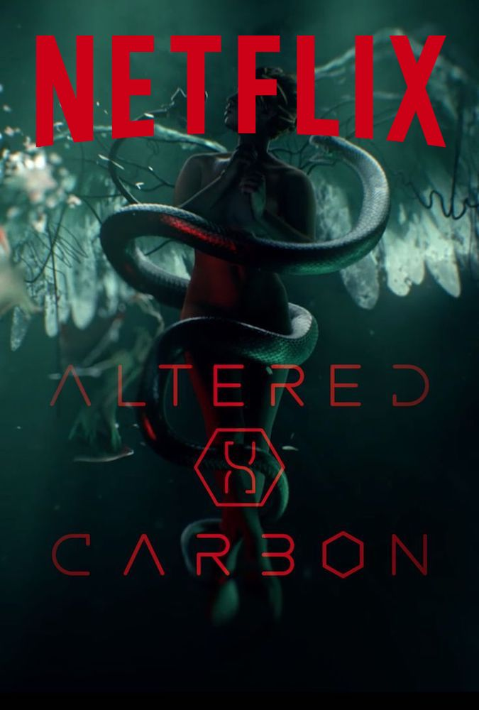 ALTERED CARBON / TRAILER