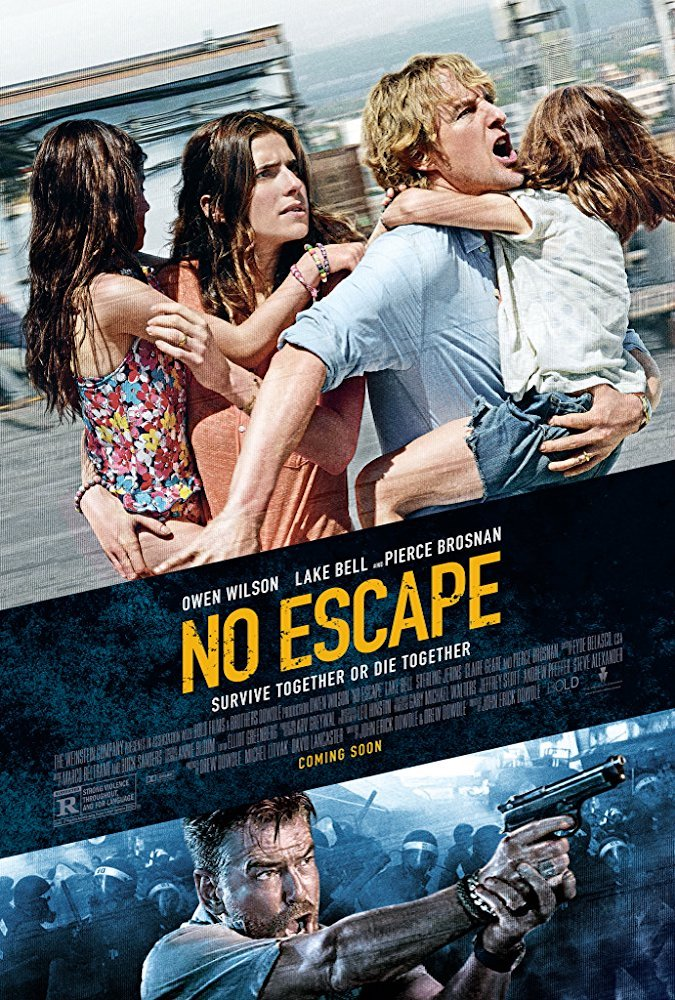 NO ESCAPE / TRAILER