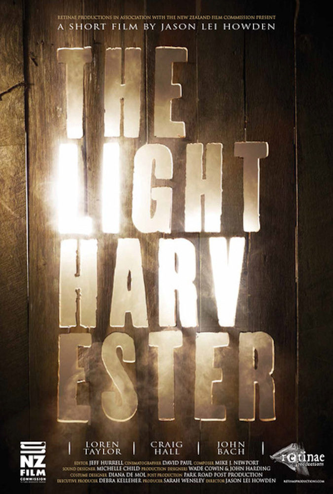 THE LIGHT HARVESTER / SCORE