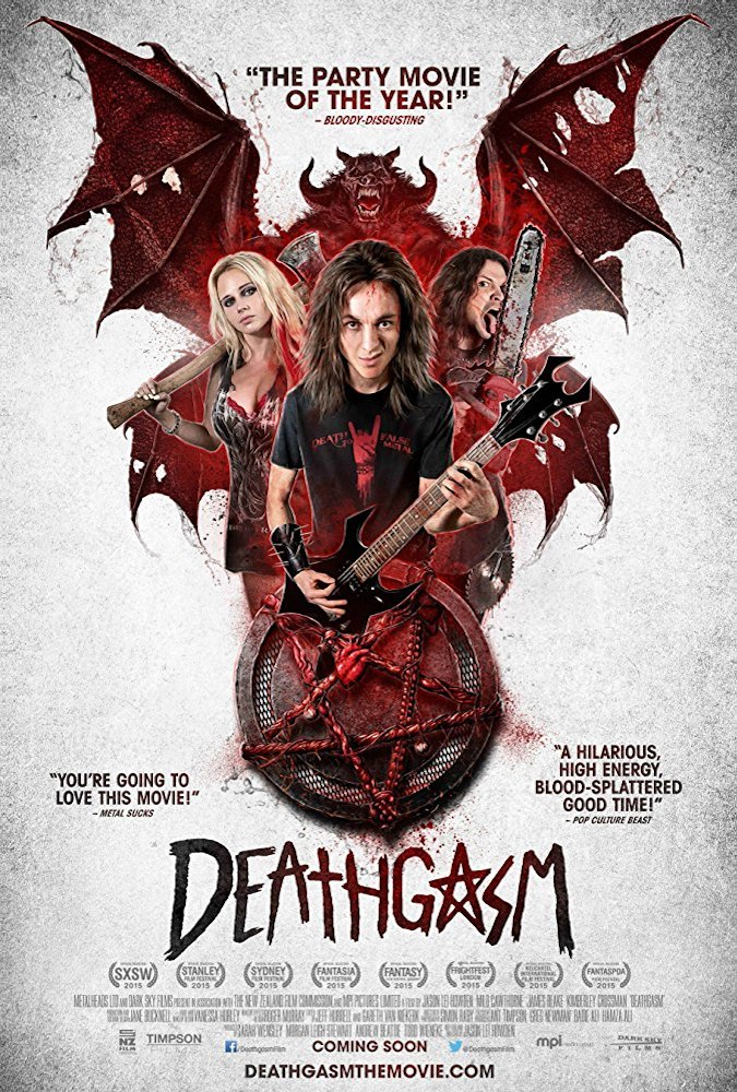 DEATHGASM / ADDITIONAL MUSIC