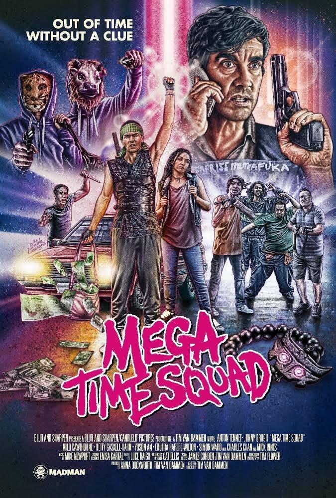 MEGA TIME SQUAD / SCORE