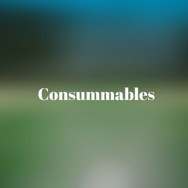 Consummables