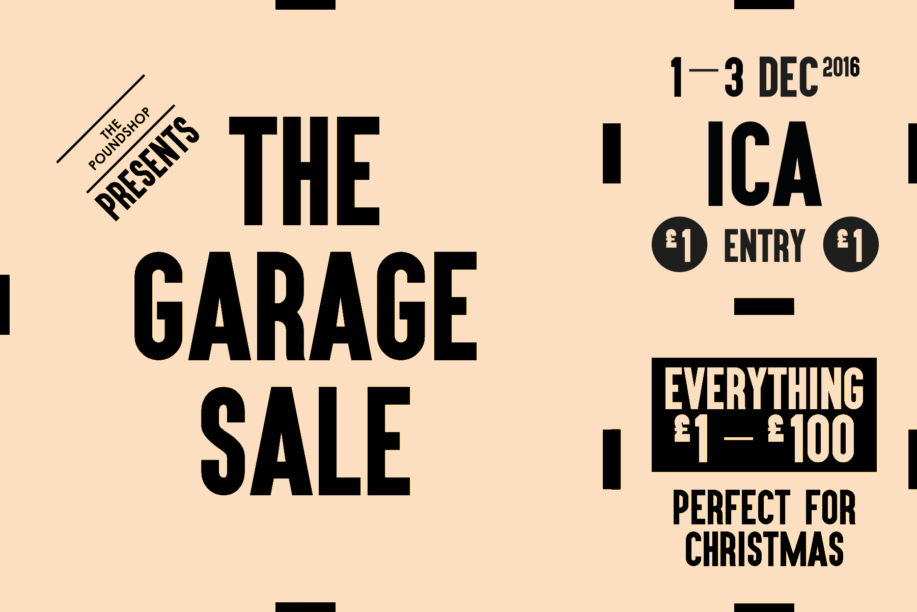 the garage sale ica the poundshop garage sale ica jpg