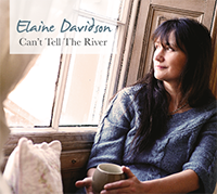 Jpg Album Cover Cant Tell The River Elaine Davidson.png
