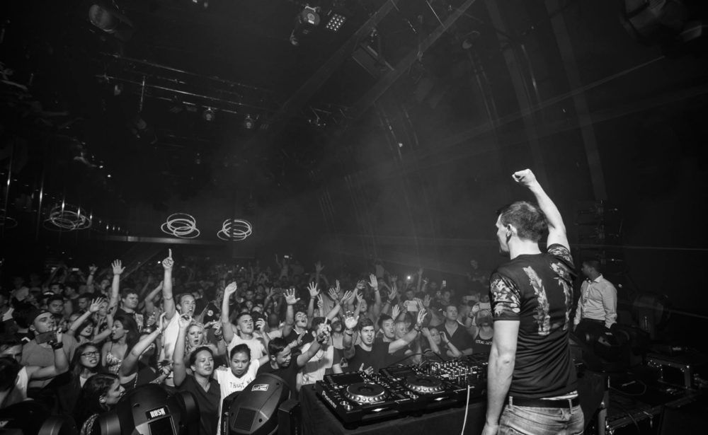 Bryan Kearney at Studio 3 Crown in Melbourne