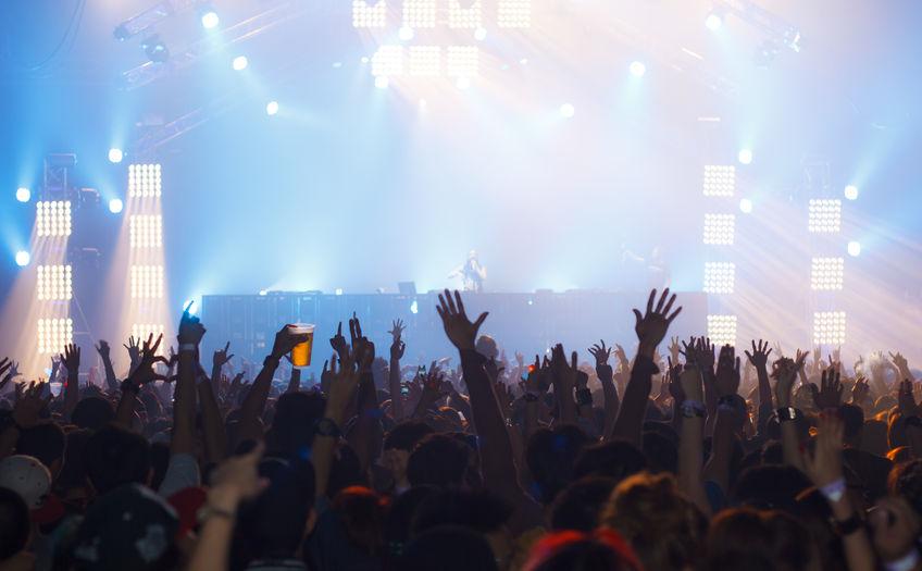 Steve Aoki show at 808 Festival  Bangkok