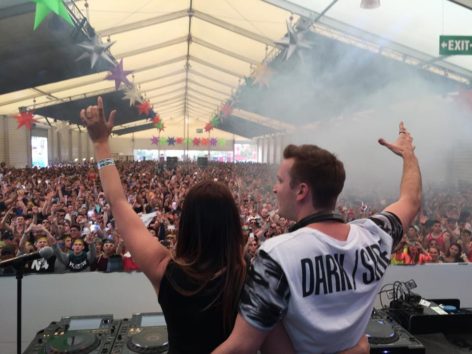 Marlo & Jano at Stereosonic Melbourne