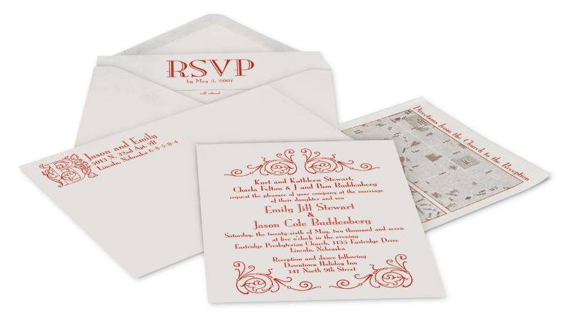 "<a href=""/jason-emily"">Jason & Emily<strong>Wedding invitation set</strong></a>"