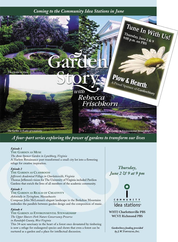 Garden Story poster