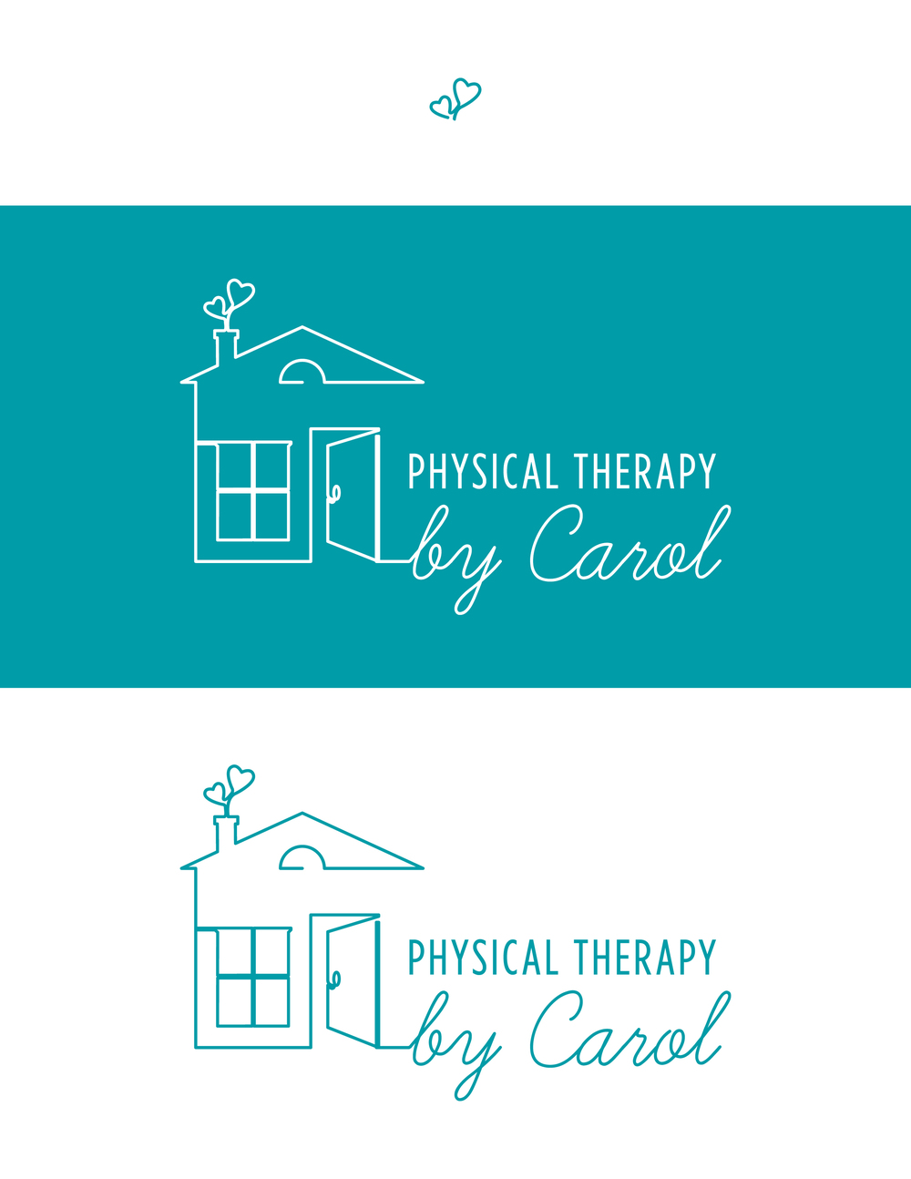 Logo Design for PT by Carol