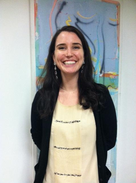 Caroline Turner, School Counselor for CCMS