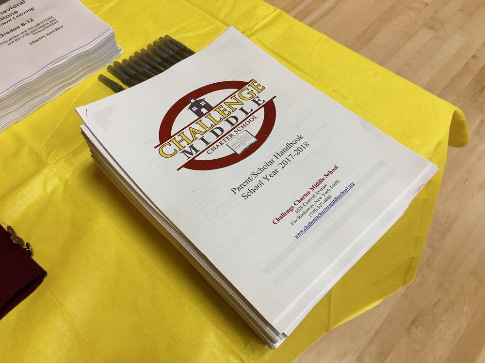 CCMS 2017-18 Handbook