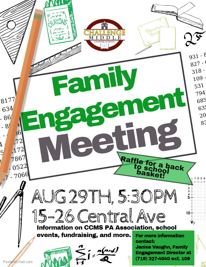 PA August Meeting flyer