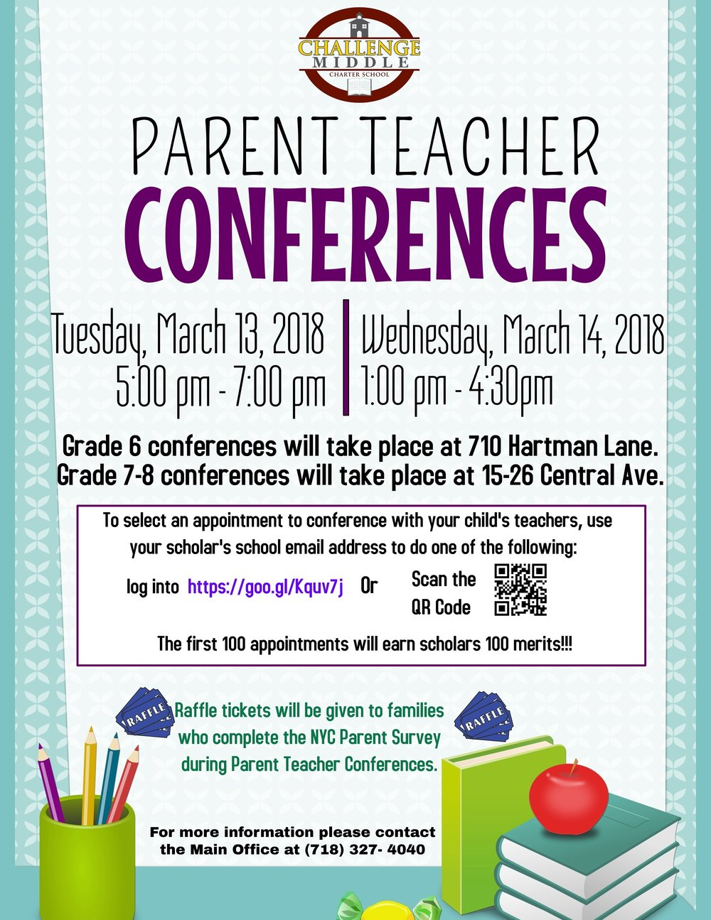 Parent Teacher Conferences 2018 Flyer.jpg