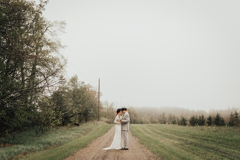 Hyal & John - Private farm