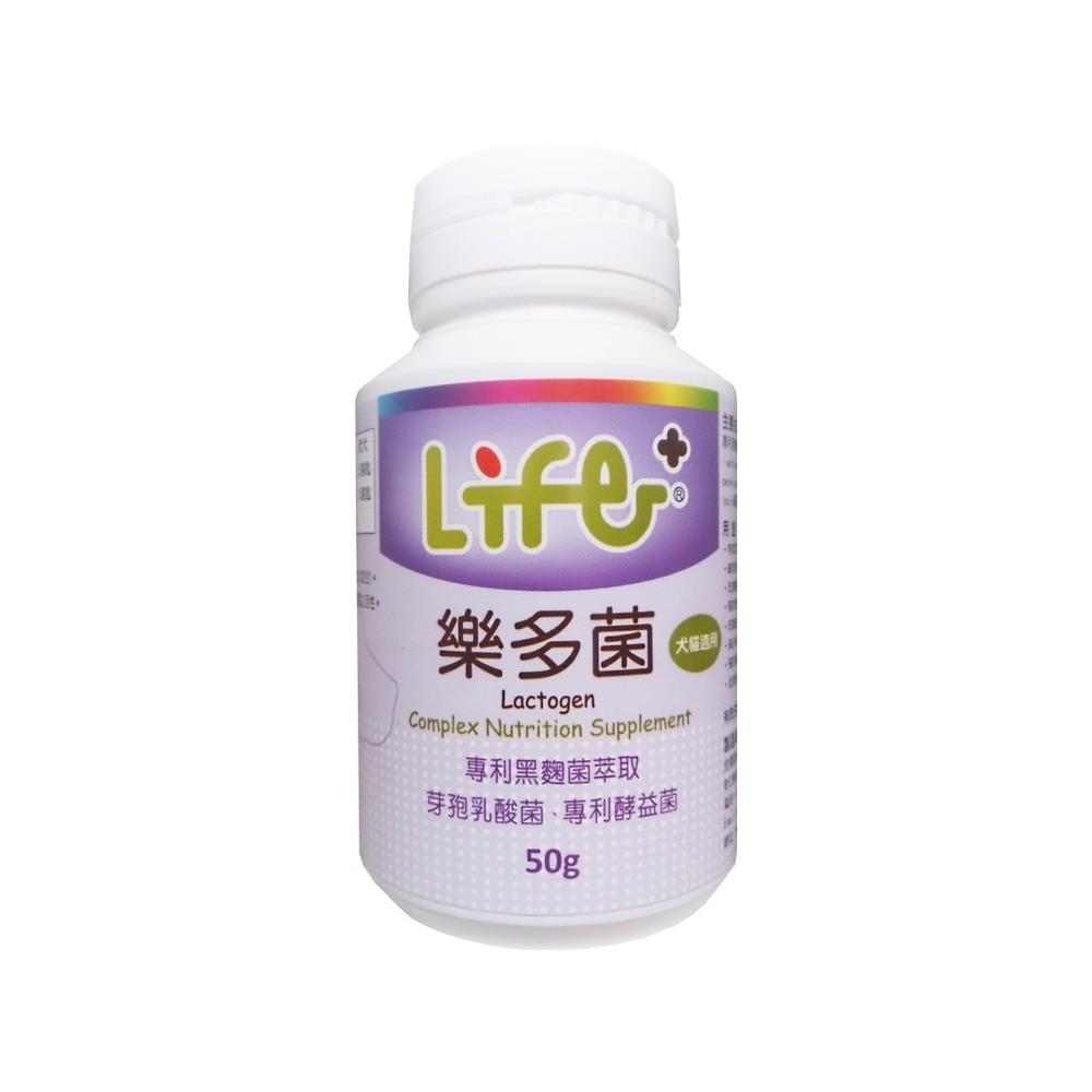 Life+樂多菌Lactogen