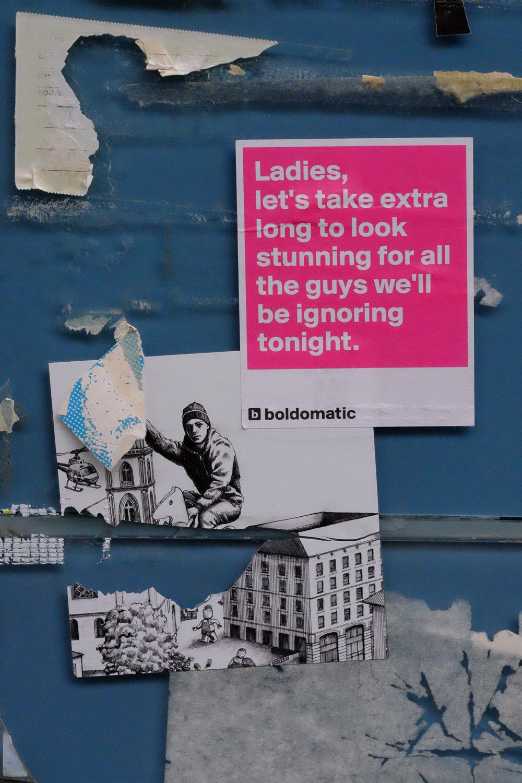 """""""Ladies..."""""""