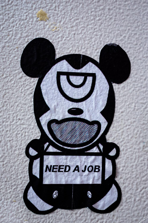 """NEED A JOB"""