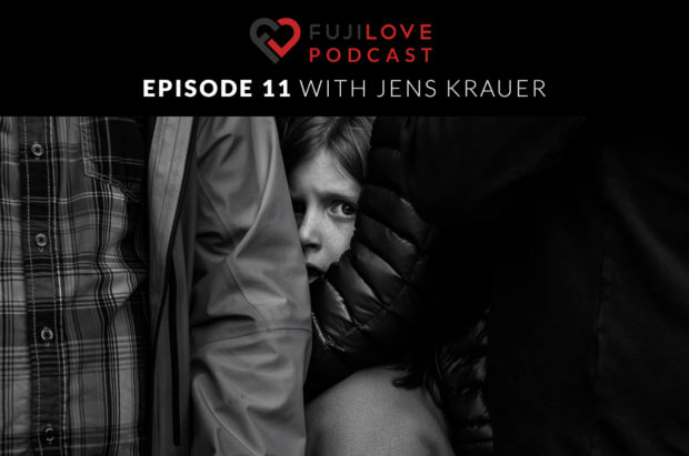 Fujilove Podcast Episode 11 - Interview with Jens Krauer     Link to page and player