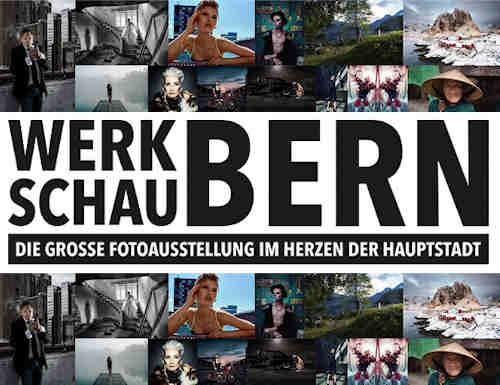 Jens Krauer Werkschau Bern 2016