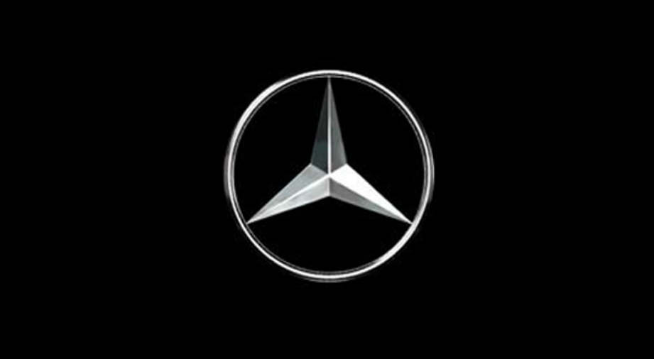 End of Mercedes-Benz's advert screen shot