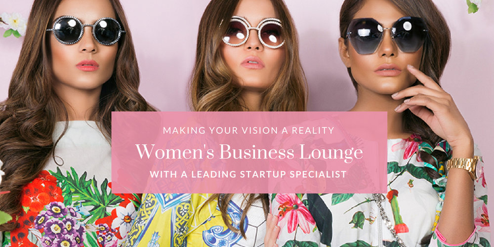 Women's Business Lounge Event London