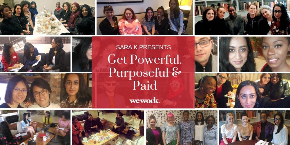 Get Powerful, Purposeful & Paid Seminar