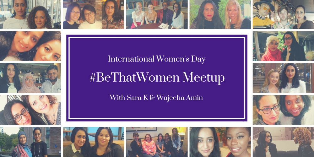 Strive, Thrive & Lead: #BeThatWoman Meetup & Networking