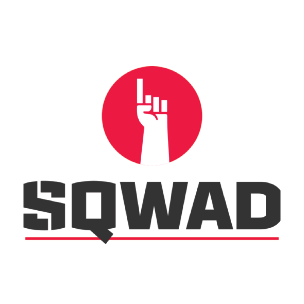 Sqwad is an in-game fantasy sports platform that allows fans to manage their roster during the live game, not just before.