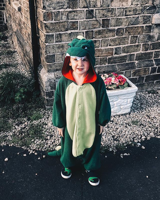 Milosaurus Rex. 🦖