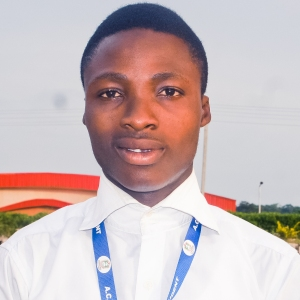 Emmanuel Olajide Special Programs Coordinator