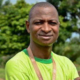 Kehinde Adenegan Coordinator