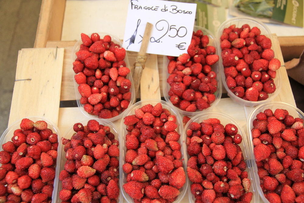 Berries at the Venice Farmers Markets