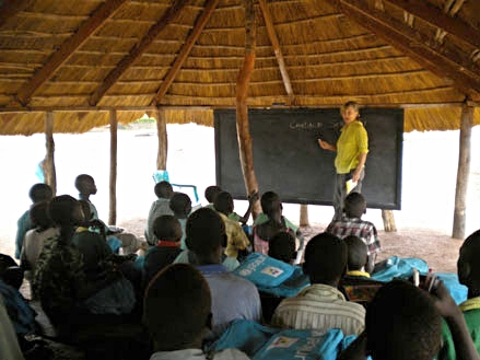 JLP FOUNDER TEACHING A CLASS