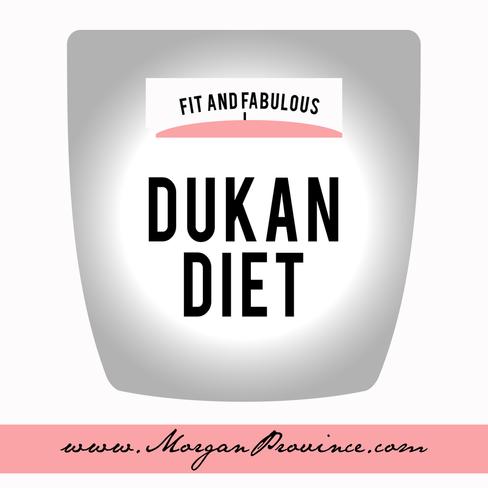 What is the Dukan Diet? @morganprovince examines and experiments!