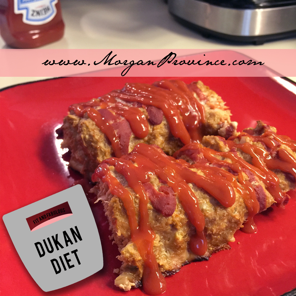 Dukan Diet Turkey Meatloaf | Morgan Province
