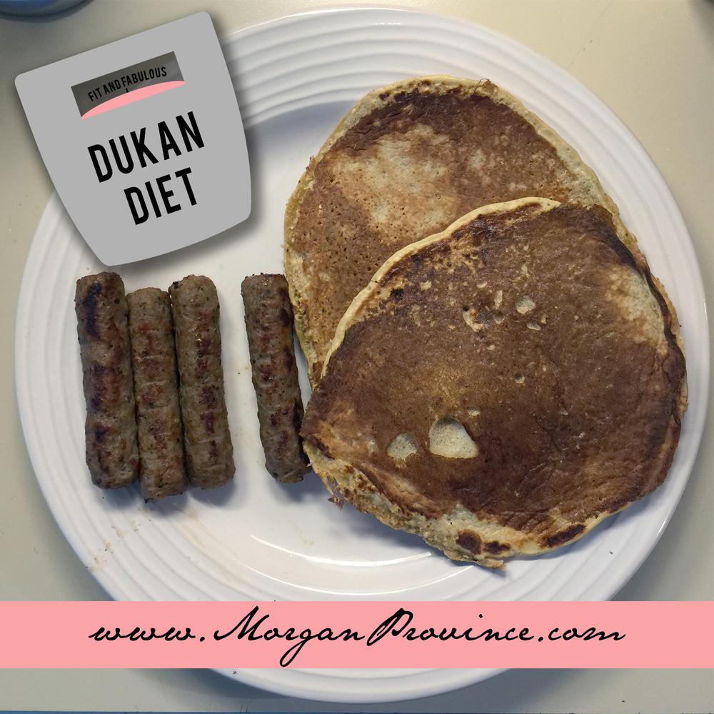 Dukan Diet Pancakes | Morgan Province