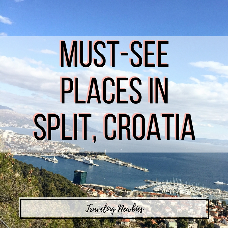 You MUST check out these places if you are near Split, Croatia!