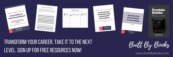 Download free career resources at Built by Books.